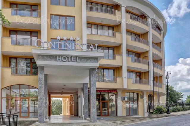 Отель Continental (ex. Central) 2