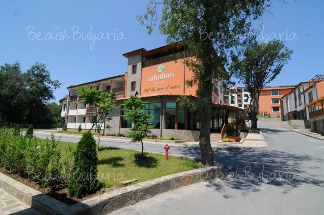 Курортный комплекс Аркутино