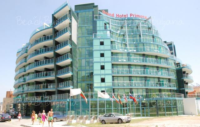 Отель Приморско Дел Соль
