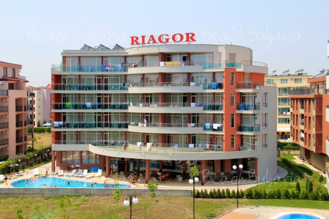 Отель Риагор