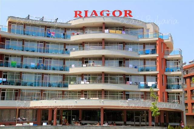 Отель Риагор20