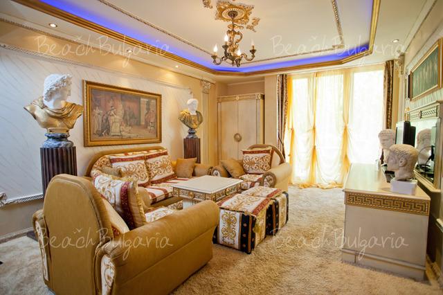 Бутик отель Орфей11