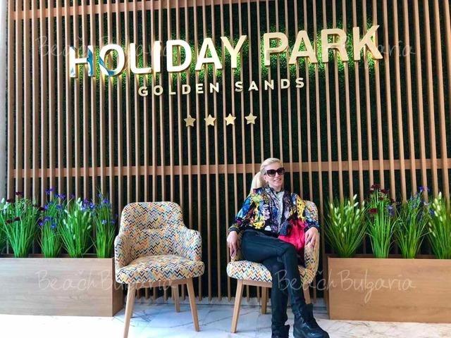 Отель Холидей Парк2
