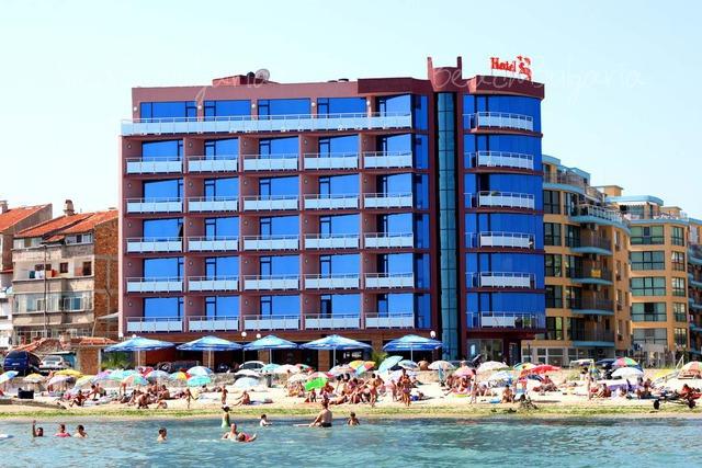 Отель Сани Бей