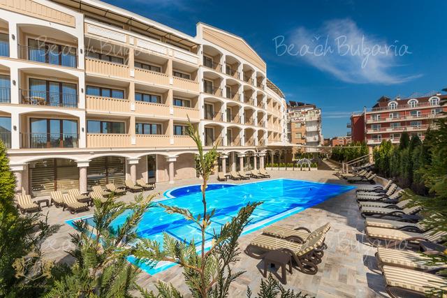 Отель Сиена Палас
