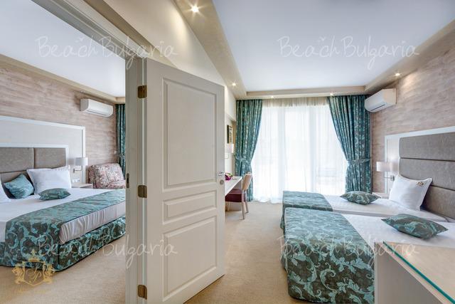 Отель Сиена Палас6