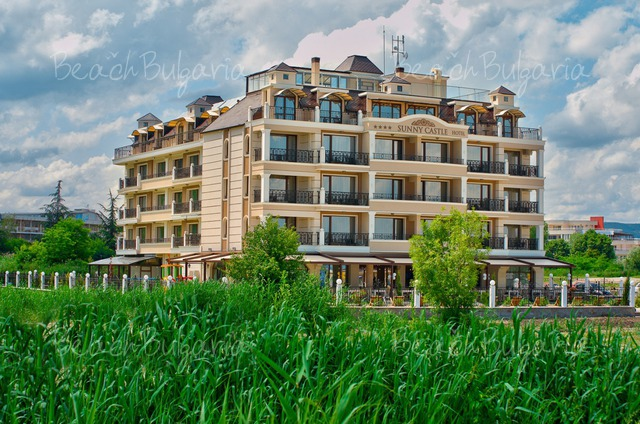 Отель Санни Касл3