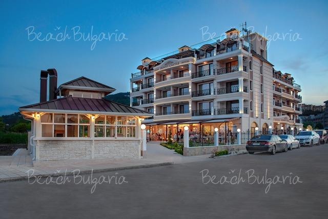 Отель Санни Касл31