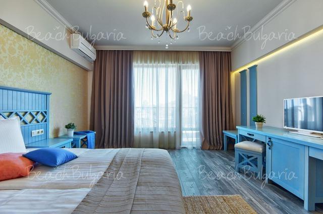 Отель Санни Касл10