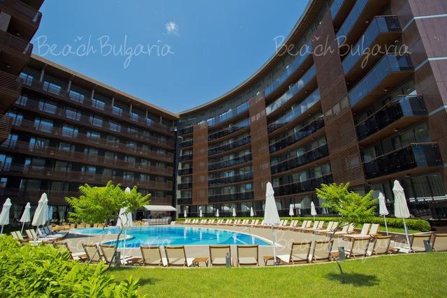 Отель Galeon Residence & Spa