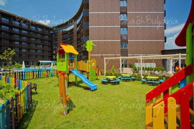 Отель Galeon Residence & Spa25