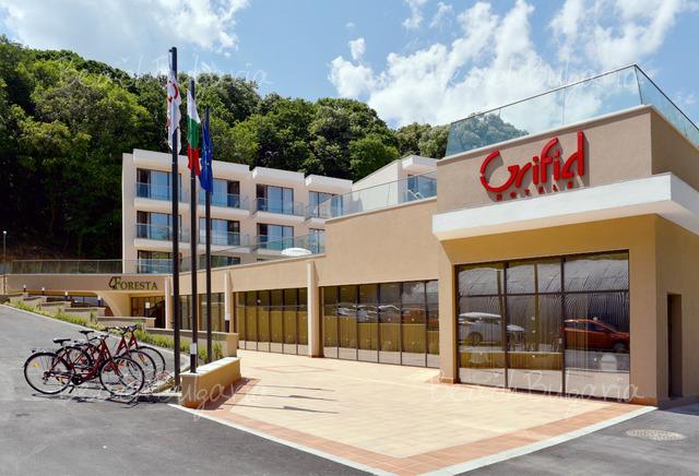 Отель Грифид Фореста2