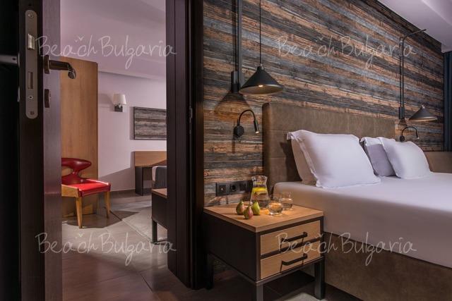 Effect Algara Beach Club Отель30