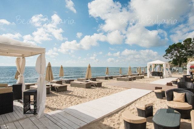 Effect Algara Beach Club Отель6