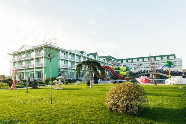 Отель Therma ECO