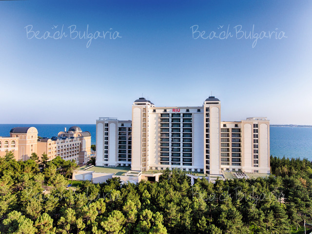 Riu Palace Sunny Beach Отель