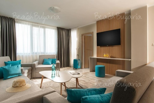 Отель Oasis del Sol13