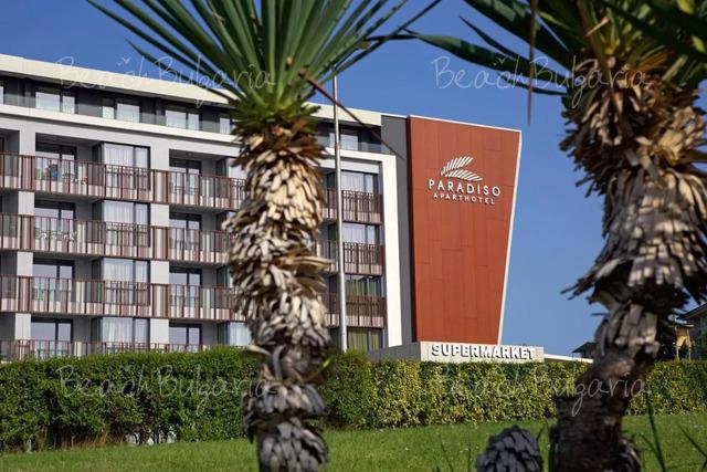 Апарт-отель Paradiso5