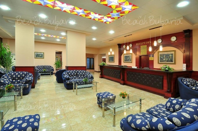 Апарт-отель Парадайс Грийн Парк4
