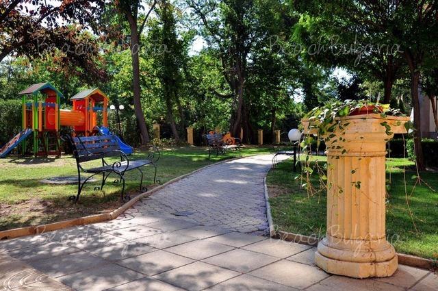 Апарт-отель Парадайс Грийн Парк6